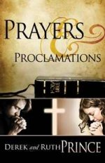 Prayers & Proclamations (Scriptures)
