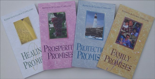Kenneth & Gloria Copeland's Promise Package