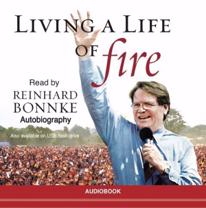 Living A Life Of Fire Audio Book