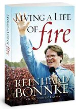 Living A Life of Fire- Bonnke Autobiography