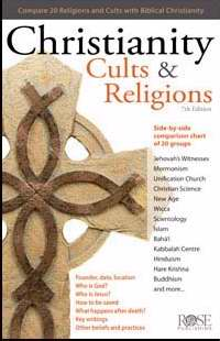 Christianity Cults & Religions Pamphlet (Single)