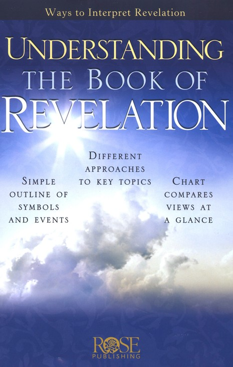 Understanding the Book of Revelation Pamphlet (Single)