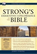 Strong's Exhaustive Concordance to the Bible-Updated Edition by James Strong