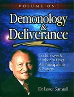 Demonology And Deliverance 1 - 12 CD Set