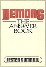 Demons: The Answer Book  CD Set