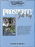 Prosperity God's Way - Study Guide