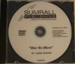 War No More - DVD