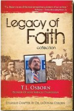 Legacy of Faith Collection - T.L. Osborn