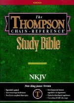 NKJV Thompson Chain Reference Bonded Leather