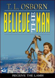 Believe The Man CD Series