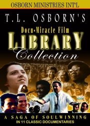 Osborn's Docu-Miarcle Library Collection DVDs