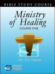 The Ministry of Healing CD Course Volume 1