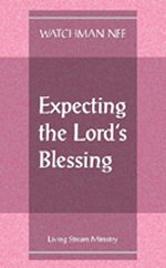 Expecting the Lord\'s Blessing