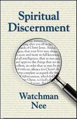 Spiritual Discernment
